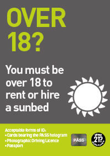 Picture of Over 18? Rent or Hire A Sunbed