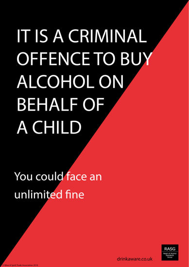 Picture of Proxy Sales Poster (England) v2