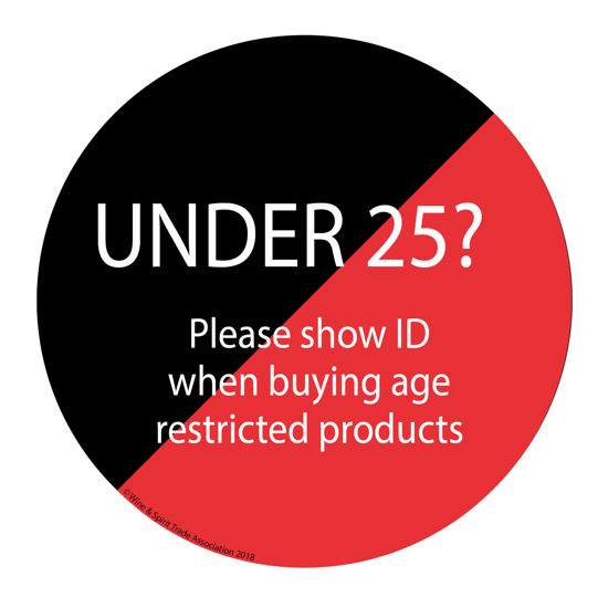 Picture of Challenge 25 Badges V2 (Age Restricted Products)