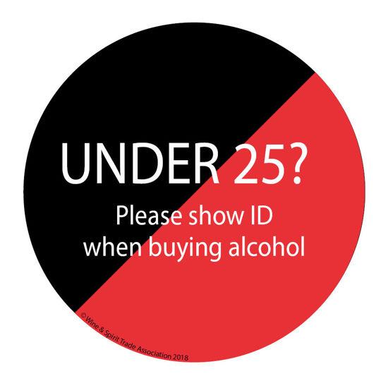 Picture of Challenge 25 Badges (Alcohol) V2