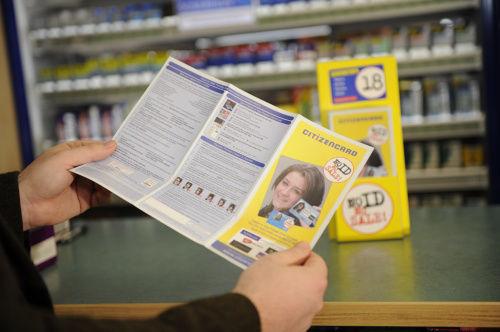 Picture of DL Citizencard Leaflets x 10