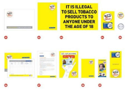 Picture of No ID No Sale Pack/Retail Toolkit