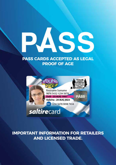 Picture of PASS - Booklet (Scotland)
