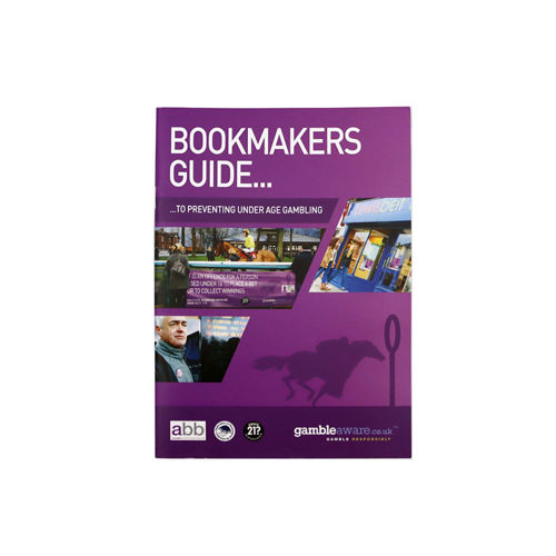 Bookmakers Guide - to prevent under age gambling - Age Check Certification Scheme
