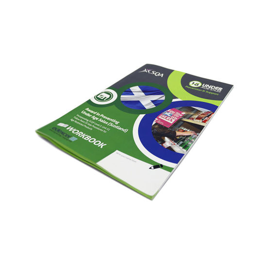 Award in Preventing Under Age Sales - Scotland - SCQF Level 5 - Age Check Certification Scheme