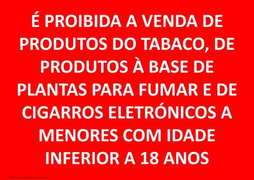 Portugal - A3 Tabaco  Cigarros Eletrónicos - 18 - A3 Posters e-Cigarettes